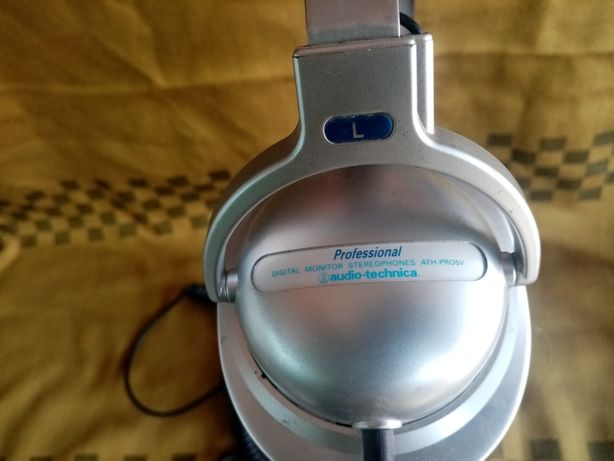 Audio Tehnica model ATH-PRO5V