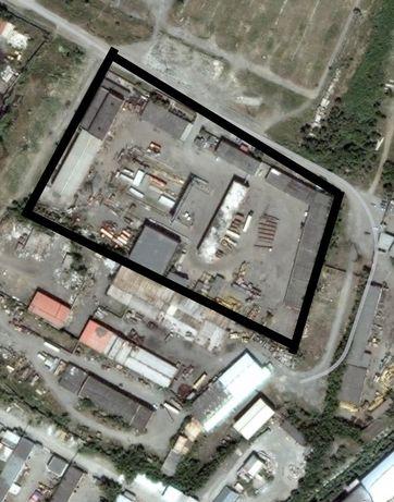 Административно-бытовой комплекс(производственная база)