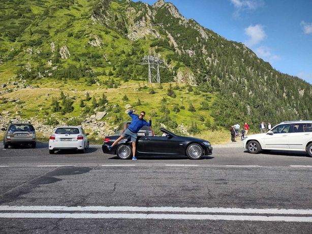 Vand / Schimb BMW E92 / E93 330D Cabrio Automat Euro 5