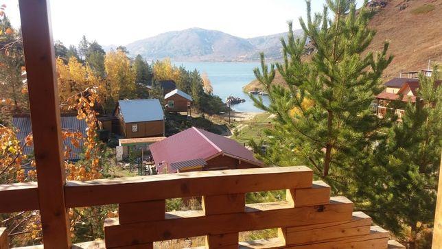 Продам дом отдыха в б/о УЮТ на Бухтарминском водохранилище