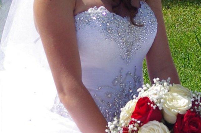 Срочно. Свадебное платье. Торг