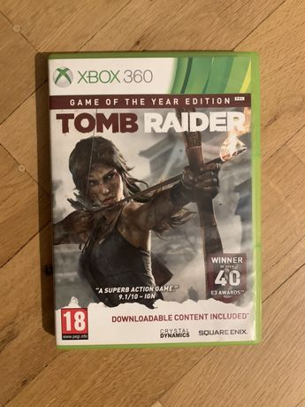 Joc XBox 360 Tomb Raider GOTY Edition