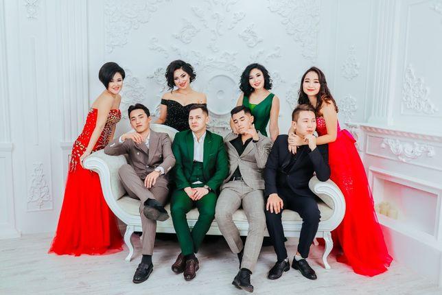 Группа IZUMI-хиты 80-90х, зарубежные хиты, казахские хиты, современные