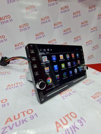 """Магнитола 1дин на Андроиде 9""""/1din Android 9"""" Магнитафон PIONEER мафон"""