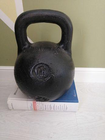 Гиря советская 24 кг