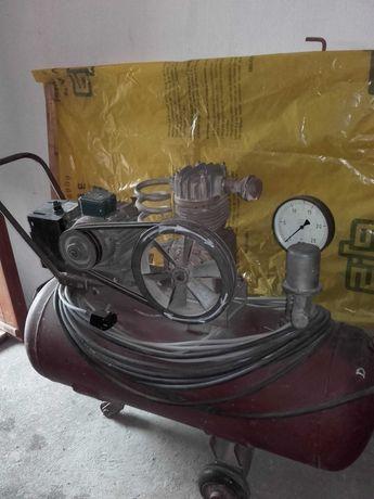 Compresor trifazic de capacitate mare