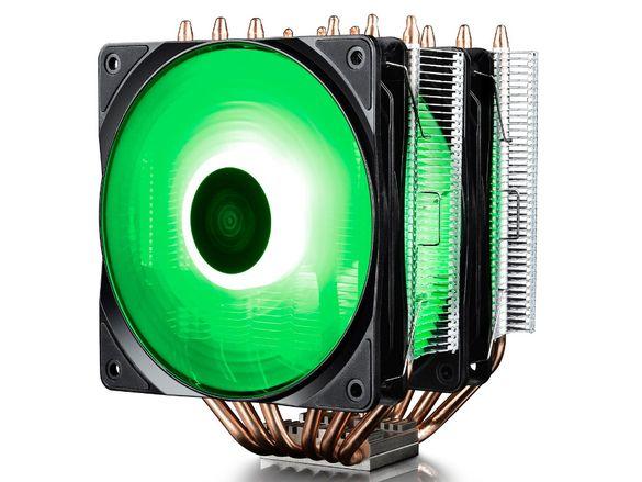 ФАН за процесор DeepCool охладител CPU Cooler NEPTWIN RGB Sync Нов
