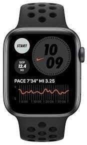 apple watch nike series 6 40 мм