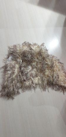 Елеци естествен косъм