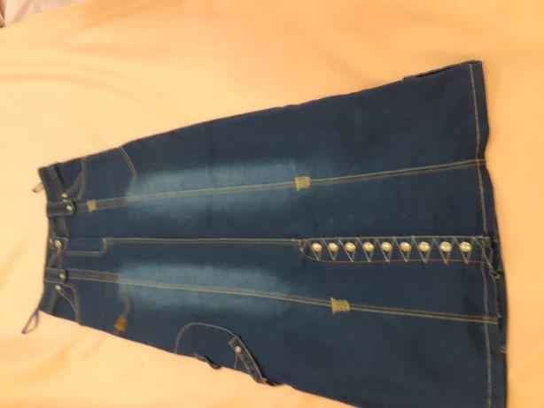 Юбки / разные/ длинные, короткая /джинсовая,вельветовая/