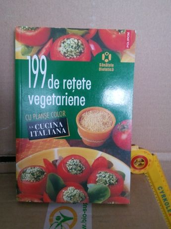 Carte de bucate 199 de retete vegetariene