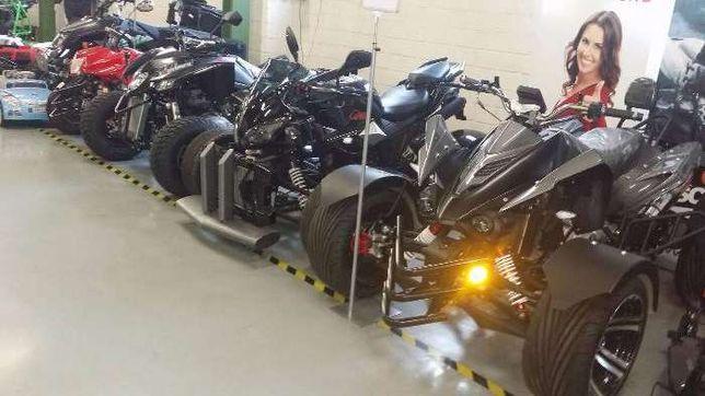 ATV Renegade 125cc, Importat din Germania+Garantie