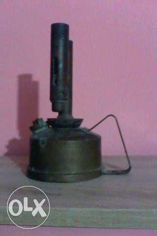 Lampa cu gaz din bronz!!!