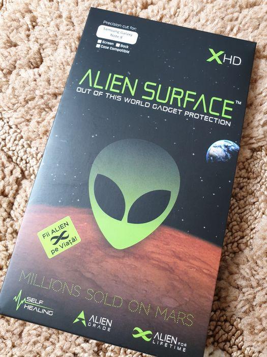 Folie Alien Surface Samsung Note8 Suceava - imagine 1
