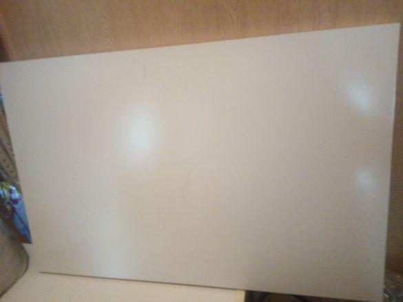 Ламиниран рафт бял 0.77/0.53
