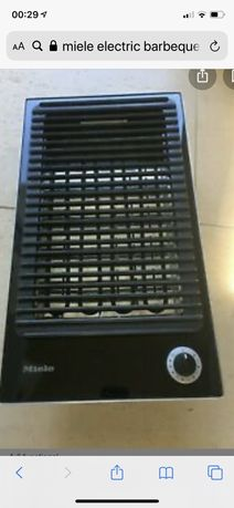 MIELE gratar electric combi KM410