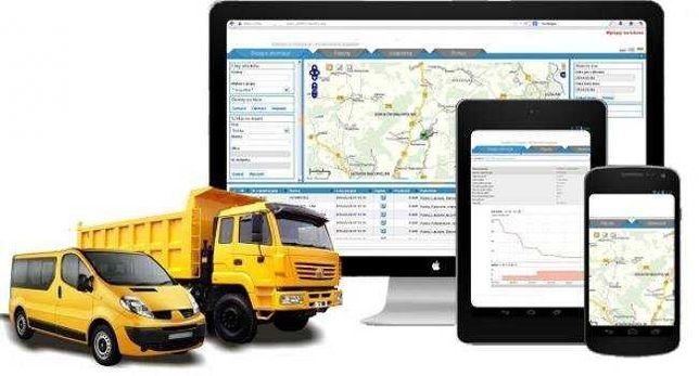 Система спутникового мониторинга транспорта (GPS Мониторинг)