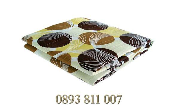 Качествени 3 Размера Електрическо одеало одеяло и възглавница -българс