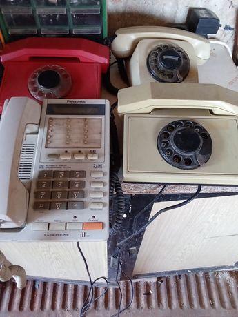 Ретро  телефони .
