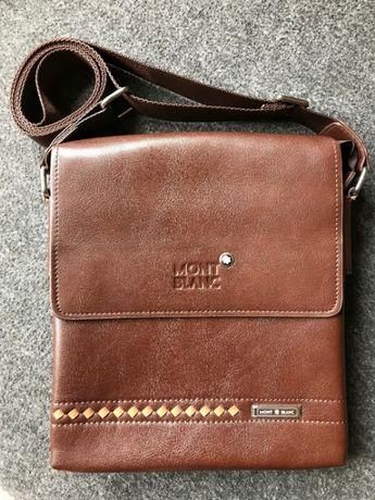 Mont Blanc Sling Bag мъжка чанта