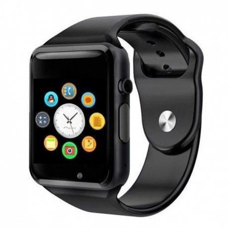 Ceas smart Bluetooth cu SIM si camera