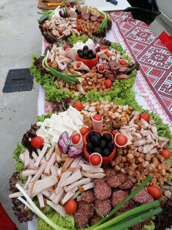 Berbecuti la protap, bufet românesc,platouri traditionale