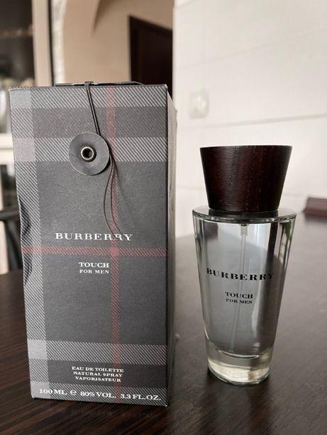 Французский парфюм BURBERRY TOUCH для мужчин.