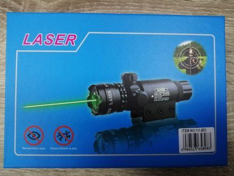 Ловен оръжеен лазерен мерник прицел Laser diode pointer