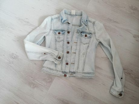 Дънково якенце H&M