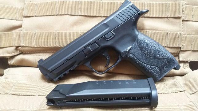 SMITH& WESSON pistol airsoft Puternic precis CO2 SemiAutomat P99 Dao