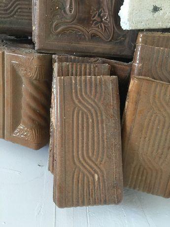 Керемиди, капаци и плочки с орнаменти за камина