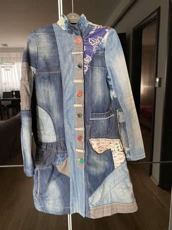 Trench denim Desigual