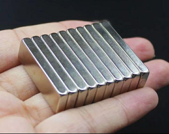 Magneti neodim 30x10x4 mm permanenți neodym magnet