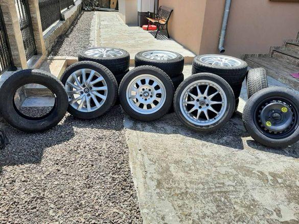 Продава гуми и джанти
