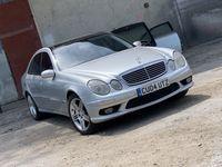 Mercedes / Мерцедес w211 E320 CDI 204кс. AVANGARDE 2003г.  НА ЧАСТИ