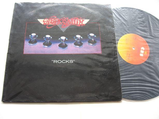 "Виниловая пластинка Aerosmith – ""Rocks"" (1976)"