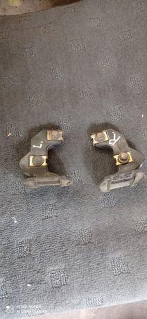 Кронштейны (крепление) бампера БМВ е39. Передние