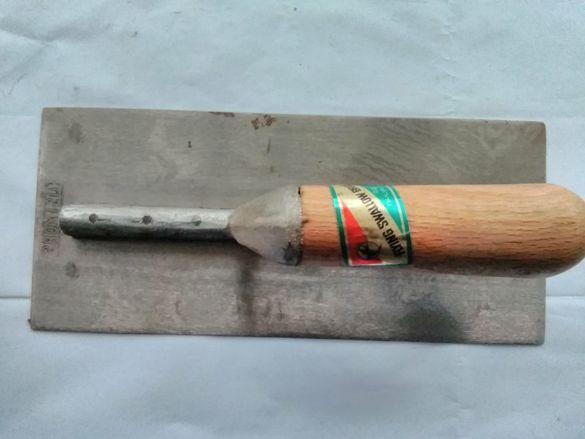 Маламашка твърда с алуминиева дръжка