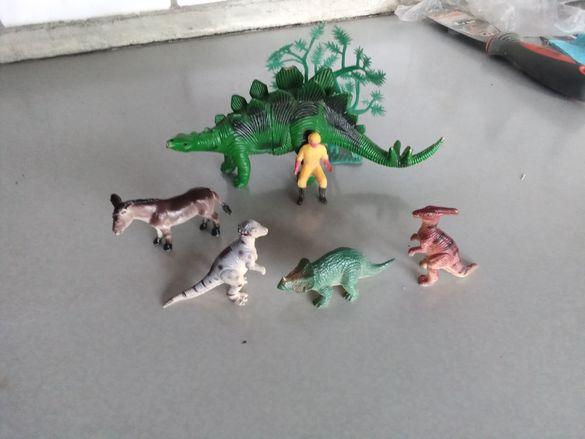 Детски фигури. Пластмасови.