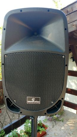 Boxa SoundSation Go Sound 12AM 400w cu stativ