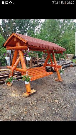 Mobilier de gradina foisoare terase din lemn