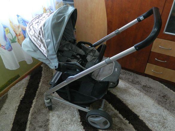 Детска количка JOIE 3 IN 1