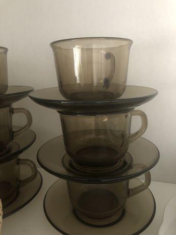 Продам 6 чайных пар