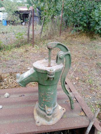 ръчна помпа за вода- общ. Приморско