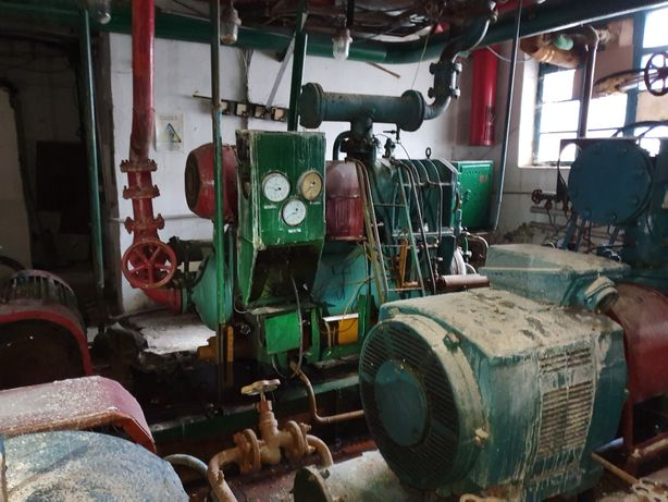 Продам амиачные компрессора АУ 350 СРОЧНО