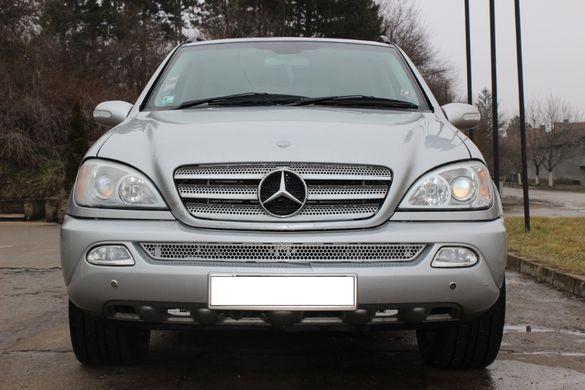 Mercedes W163 ML270 CDI фейслифт НА ЧАСТИ / Мерцедес В163