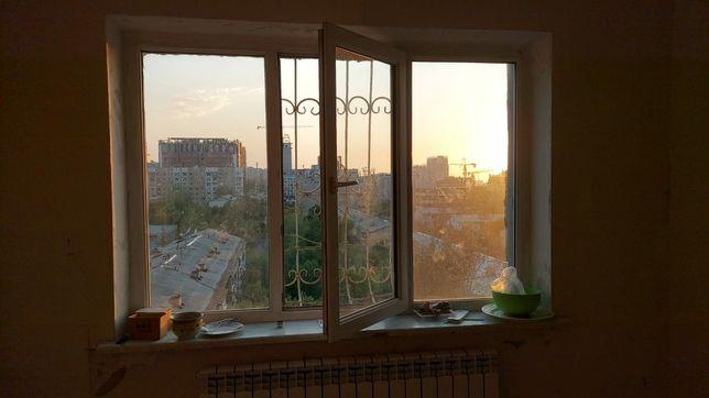 Продам пластиковые окна 40 000 тг. два окна больших, и 10 000тг малень