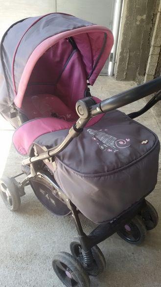 Комбинирана детска количка