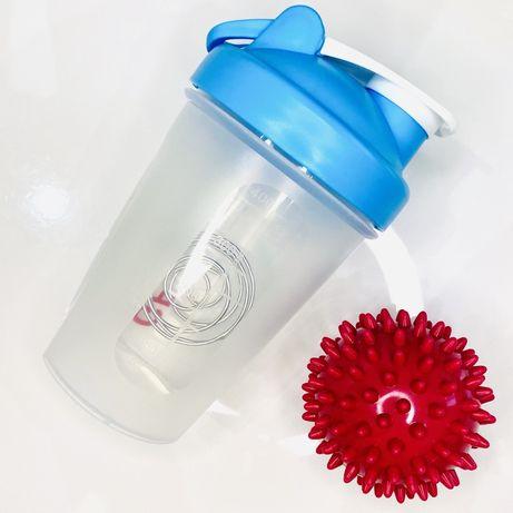 Шейкер, спортивный шейкер, бутылка для воды, бутылочка для воды 0,5 л