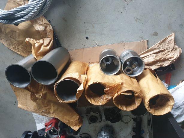 Set motor Raba